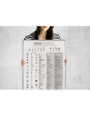 WINE TASTING - Rolled