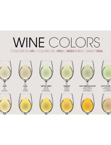 WINE COLORS - Folded